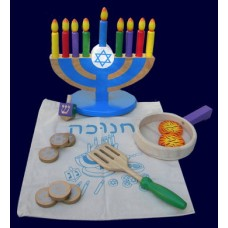 Chanukah Sets /Wooden
