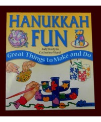 "Books: ""Hanukkah Fun"""