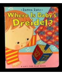 "Books /""Where Is Baby's Dreidel?"""