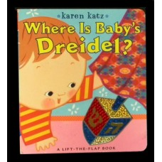 "Books /""Where Is Baby's Dreidel?"""