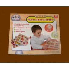 Puzzles /Judaica Puzzles: 3-pc. SET