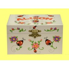 Musical Ballerina Jewelry Boxes 2