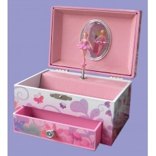 "Musical Jewelry Boxes /""Ashley"""