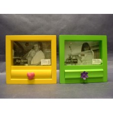 Picture Frames w/Drawer
