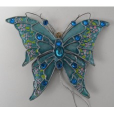 Butterfly Ornaments /Jewelled
