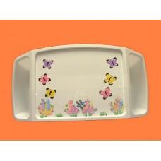 Lap Trays /Butterflies & Flowers
