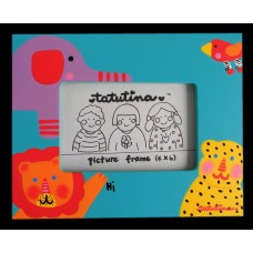 Jungle Animals Picture Frames