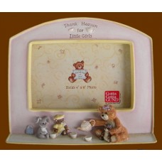 """""""Thank Heaven For Little Girls"""" Picture Frames"""