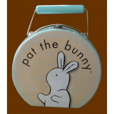 """""""Pat the Bunny"""" Tin"""