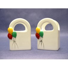 Ceramic Balloon Holders
