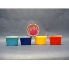 Snack Containers W/Lids