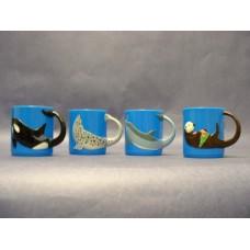 """Sea-Life"" Cups"
