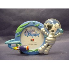 """Space Puppy"" Picture Frames"