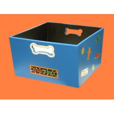 Dog Toys Bin 1
