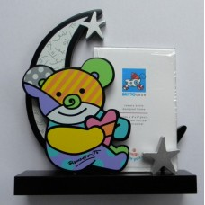 "Picture Frame /""Happy Moon"""