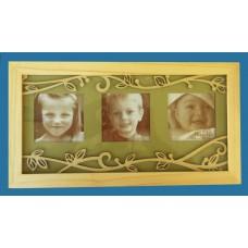 3 Image Photo Frame