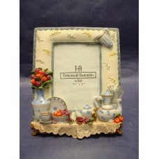 Treasured Memories /Tea Set Picture Frames 2