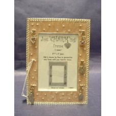 "Charms Frames/Just ""Charming Picture Frames"