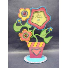 Flower Pot Picture Frames