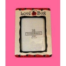"""Ladybug Picture Frames/""""Love Bug"""""""
