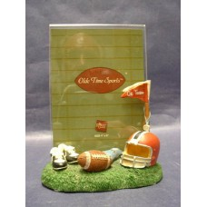 Football Picture Frame /3-D