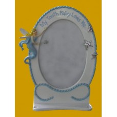 "Tooth Fairy Frame /""My Tooth Fairy Loves Me"""