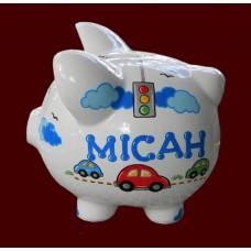 Large Piggy Banks /CARS & TRUCKS