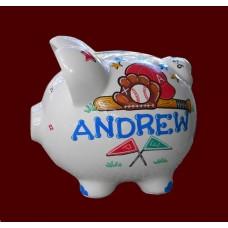 Large Piggy Banks /SPORTS