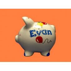 Medium Piggy Banks /BALLOONS