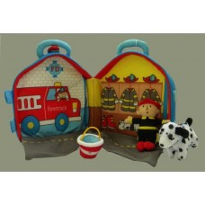 "Playset  /""My Heroes""  /Fire Station"