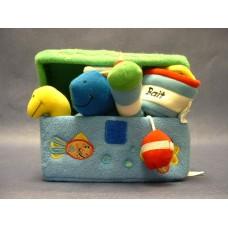 "Fishing /""My First Tackle Box"" Play Sets"