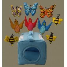 Birds, Bees and Butterflies Play Set