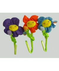 """""""Mommy Blossoms"""" Plush Flowers"""