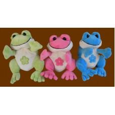 Plush Frogs / Flower Froggie