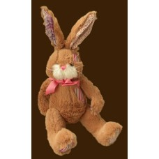 "Plush Bunny /""Penny Patches"""