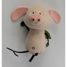 """Pearls Before Swine"" Pig (from the comic strip of the same name)"