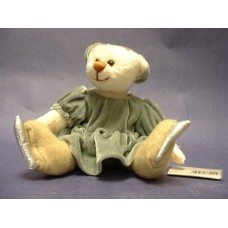 """Ice Princess"" Bears w/Ice Skates"