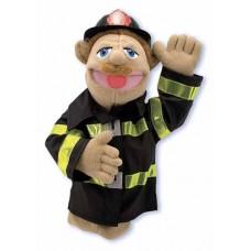 Fireman Puppets