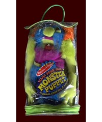 """Make Your Own """"Monster Puppets"""""""