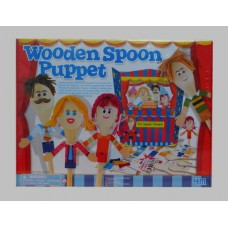 Wooden Spoon Puppets /Activity Sets