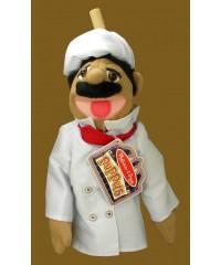 """Chef Puppets /""""Alfredo 'Al' Dente"""""""