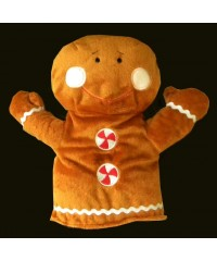 Playtime Puppets /Gingerbread Man