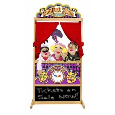 Deluxe Puppet Theaters