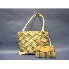 Plaid Bags 1