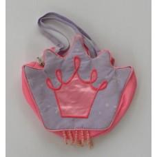 Fabric Purses /Crown