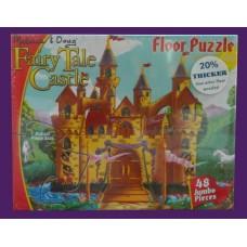 Floor Puzzles / Fairy Tale Castle