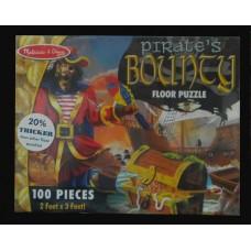 Floor Puzzles / Pirate's Bounty