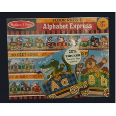 Floor Puzzles / Alphabet Express