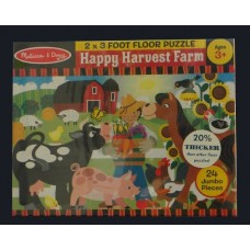 Floor Puzzles / Happy Harvest Farm