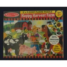 Floor Puzzles / Happy Harvest Farm